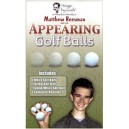 Apparition de balles de golf