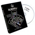 Dvd IUtility - Magic with your Iphone