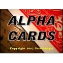 Alpha cards / Jesse Feinberg