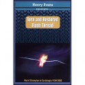 Ficelle flash coupée et restaurée Torn and restored flash thread Henry Evans