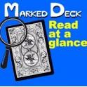 Le jeu Marqué Pro noir / marked deck pro