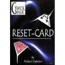 Reset-card /Mickael Chatelain