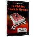 DVD La clef des sauts de coupes de Jean-Pierre Vallarino
