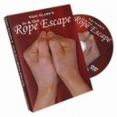 DVD In and Out Rope Escape / Tony Clark