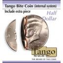 Nouvelle pièce mordue demi dollar (système interne) / Tango