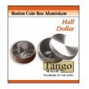 Boite boston alu demi dollar / Tango