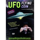 DVD UFO Flying coin / Andy Duroe