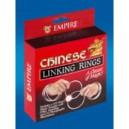 ANNEAUX CHINOIS CLOSE UP JEU DE 8 / LINKING RINGS