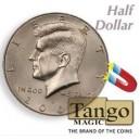 Coquille non expansée aimantable demi dollar /Tango