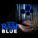 Balles mousse promo 2 inch bleu royal