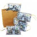 BILL BOXES FROM EMPTY BAG / PRODUCTION DE BILLETS DE BANQUE D'UN SAC VIDE