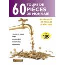 60 TOURS DE PIECES DE MONNAIE / LIVRE