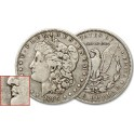 PIECE DE 1 DOLLAR MORGAN
