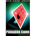 PARADOX CARD DE MICKAEL CHATELAIN
