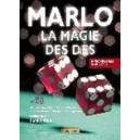MARLO LA MAGIE DES DES LIVRE