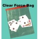 SAC A FORCER / CLEAR FORCE BAG
