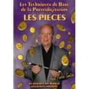 LES TECHNIQUES DE BASE DE LA PRESTIDIGITATION LES PIECES DVD PIERRE SWITON