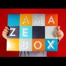 AMAZE BOX BLANC