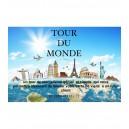 TOUR DU MONDE DE FRED BELLUCCI
