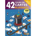 LIVRE 42 TOURS DE CARTES BLUFFANTS