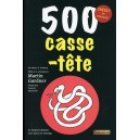 LIVRE 500 CASSE TETE PAR HENRY DUDENEY