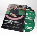 DVD DONNES EN SECOND DONNES DU DESSOUS JJ SANVERT SET 2 DVD