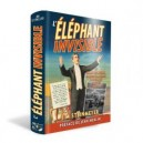 LIVRE L ELEPHANT INVISIBLE DE JIM STEINMEYER