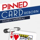 PINNED CARD REBORN LA CARTE EPINGLEE DE DAMIEN VAPPEREAU