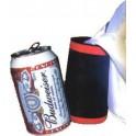 Disparition d'une cannette de bière