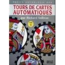 Livre Tours de cartes automatiques